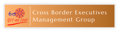 Cross Border Executives Management Group 6s GET AN EDGE